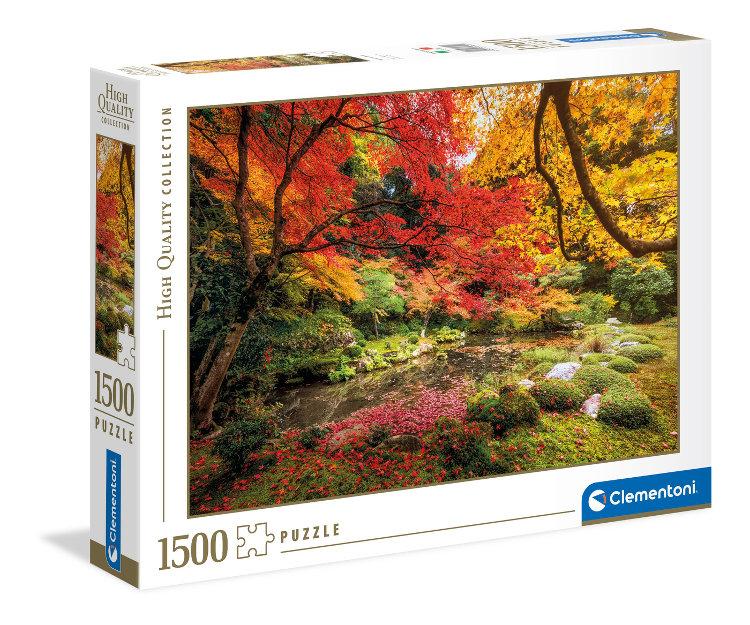 Clementoni Puzzle 1500el Jesienny park 31820