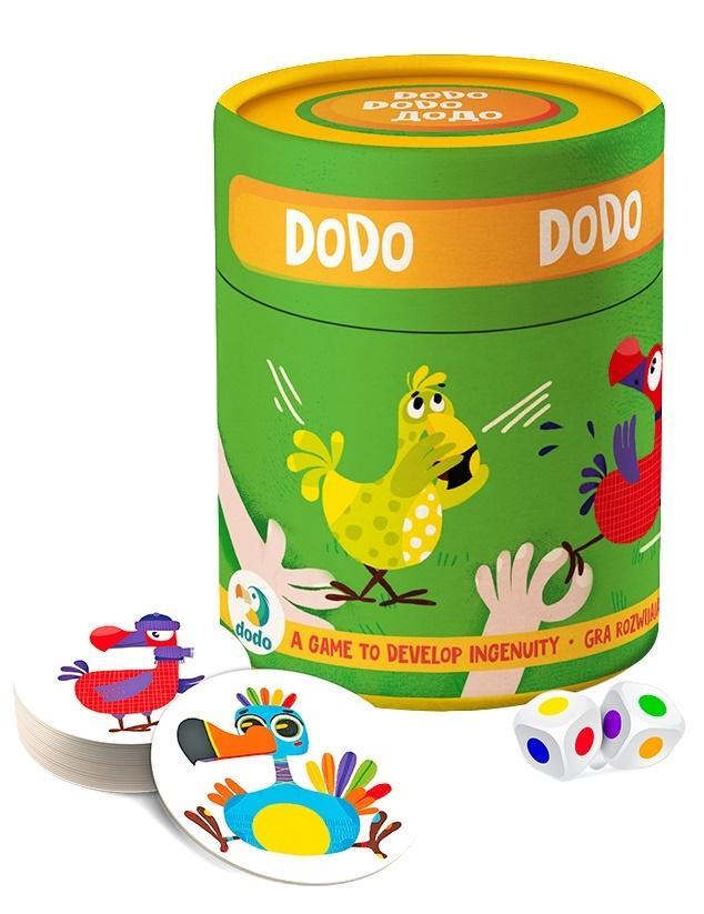 Gra na spostrzegawczość - Dodo