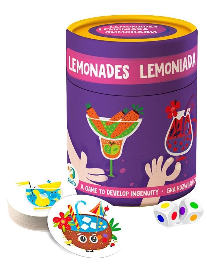 Gra na spostrzegawczość - Lemoniada