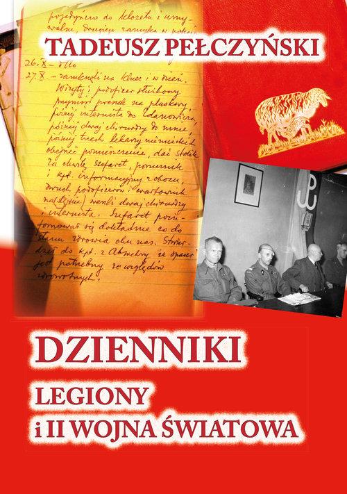 Dzienniki Legiony i II wojna światowa