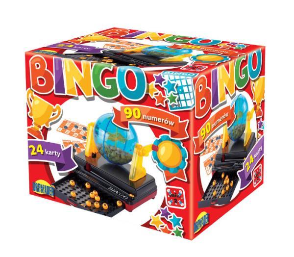 Bingo gra w pudełku 02306 DROMADER