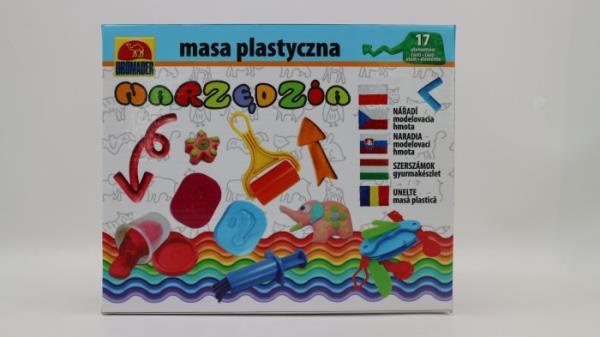 Masa plastyczna - Narzędzia 02596 DROMADER