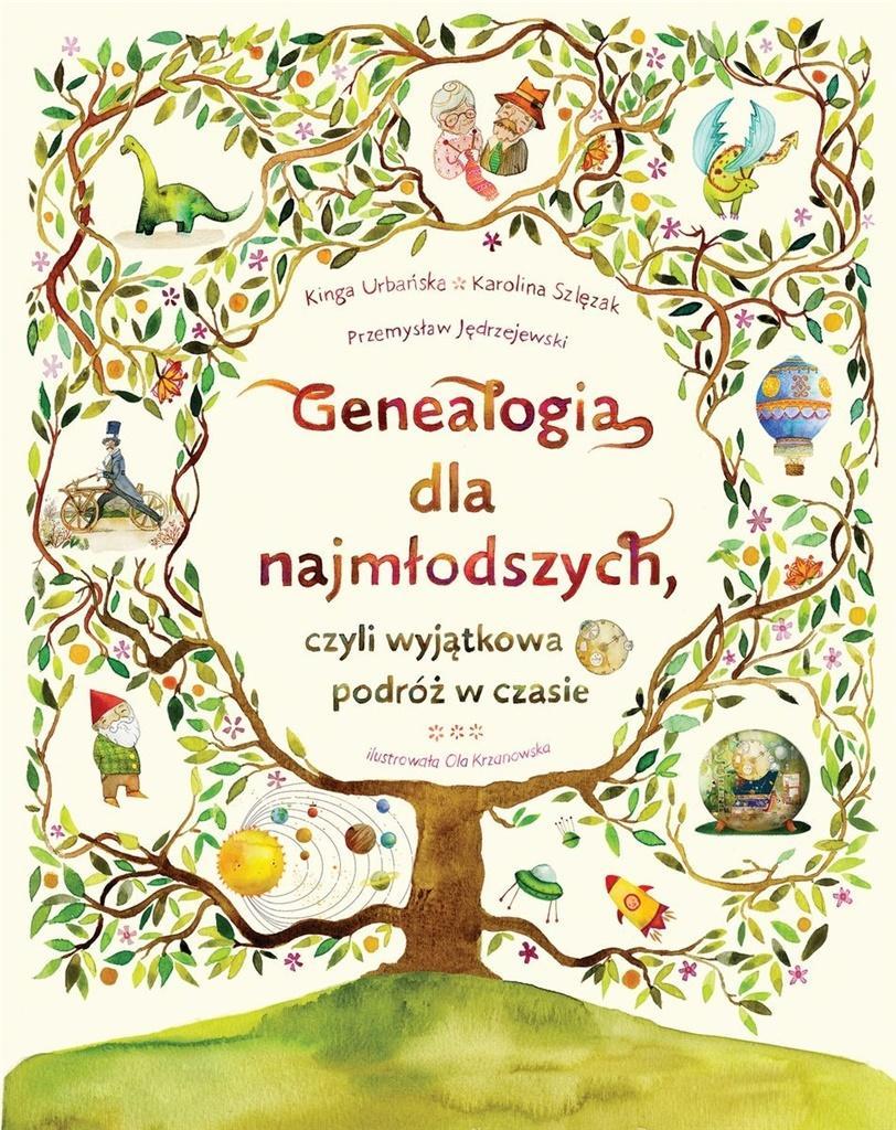 Genealogia dla najmłodszych