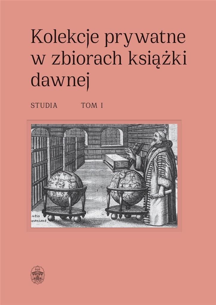 Kolekcje prywatne w zbiorach książki.. T,1-2