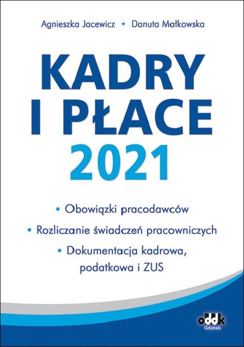 Kadry i płace 2021