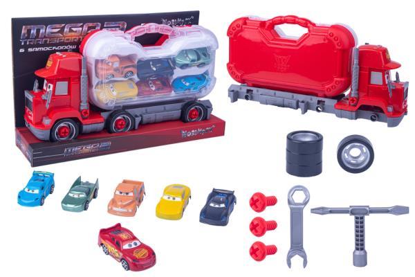 Auto Truck do skręcania 1003724