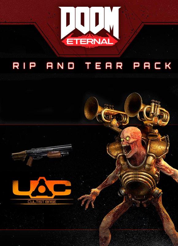 DOOM Eternal: Rip and Tear Pack (Switch) DIGITAL