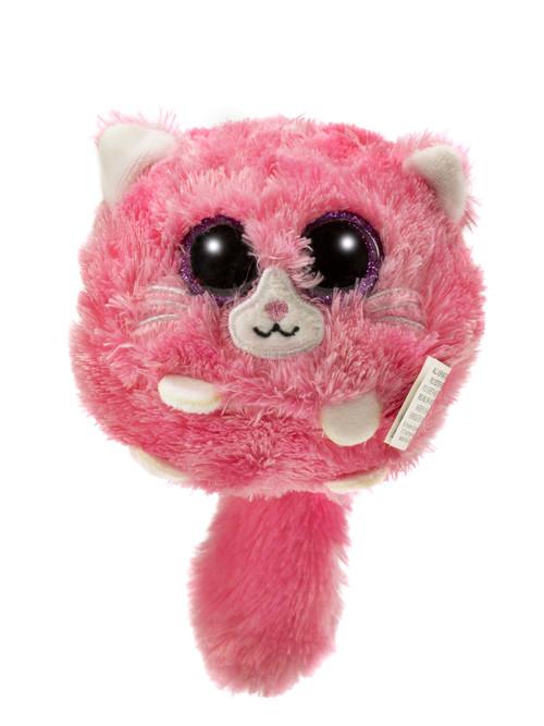 Maskotka gniotek Squishee Pink Cat Whiskas