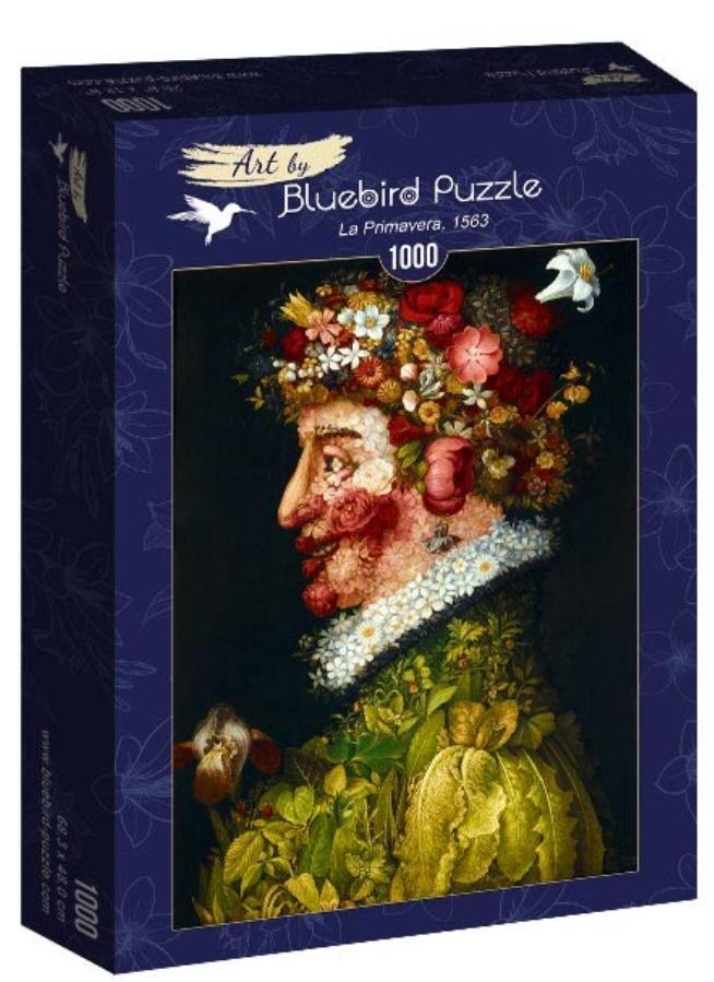 Puzzle 1000 Wiosna, Arcimboldo 1563