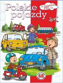 Polskie pojazdy z czasów PRL-u