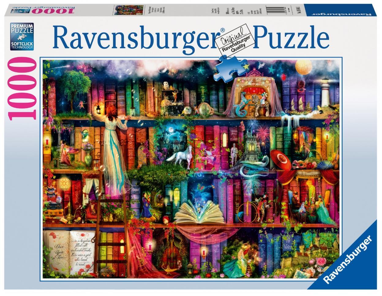 Puzzle 1000 Magia i czary