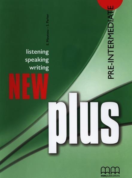 New Plus Pre-Intermediate SB MM PUBLICATIONS