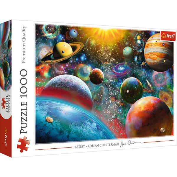 Puzzle 1000el Kosmos 10624 Trefl