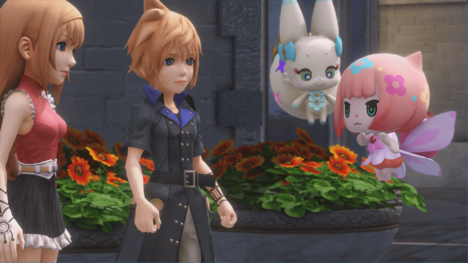 World of Final Fantasy Maxima Upgrade Steam