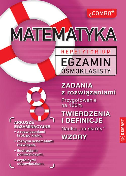 Matematyka Repetytorium Egzamin ósmoklasisty