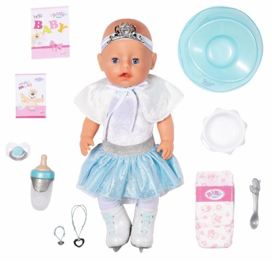 Baby born - Soft Touch Ice Balerina Girl 43cm