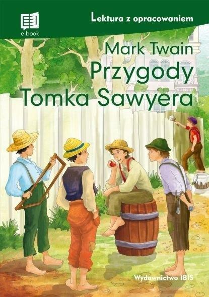 Przygody Tomka Sawyera. Lektura z oprac. w.2 TW