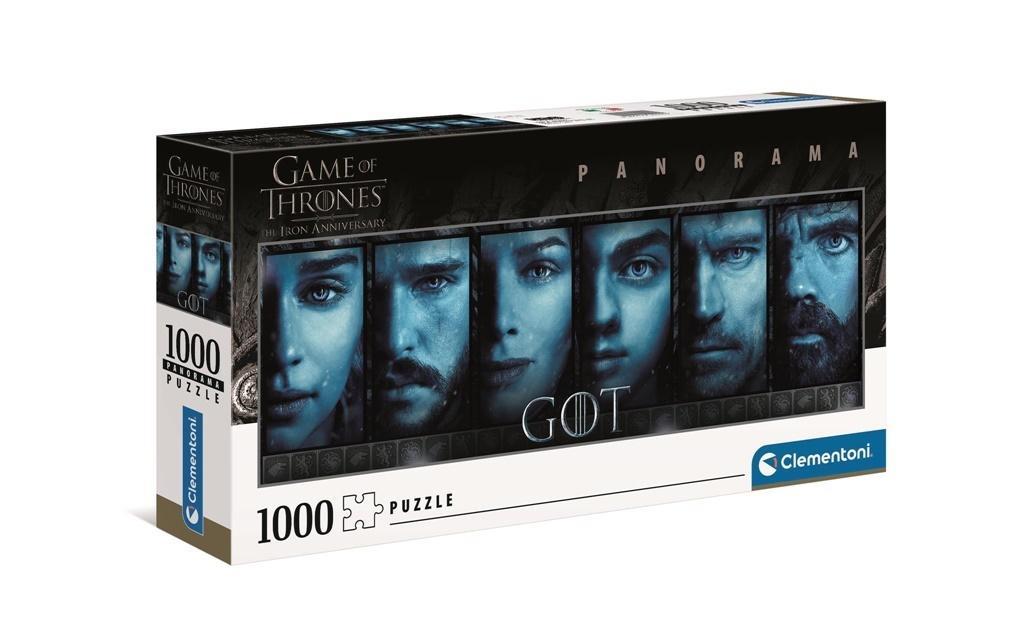 Puzzle 1000 Panorama Game of Thrones