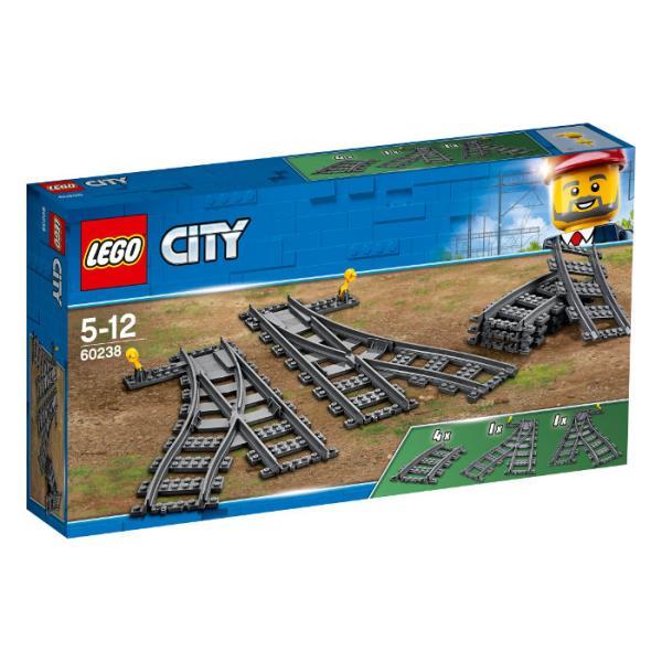 LEGO 60238 CITY Zwrotnice p3