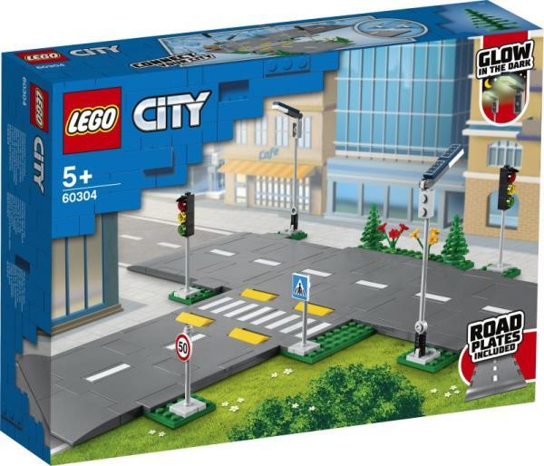 LEGO 60304 CITY Płyty drogowe p6