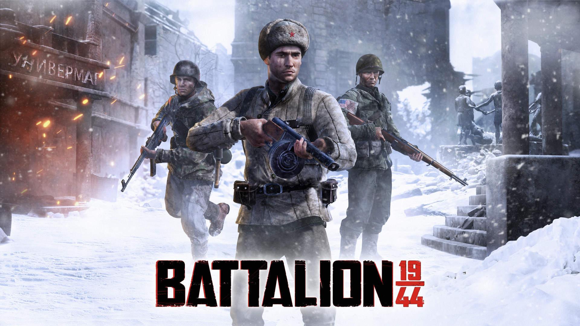 Battalion 1944 (PC) Steam