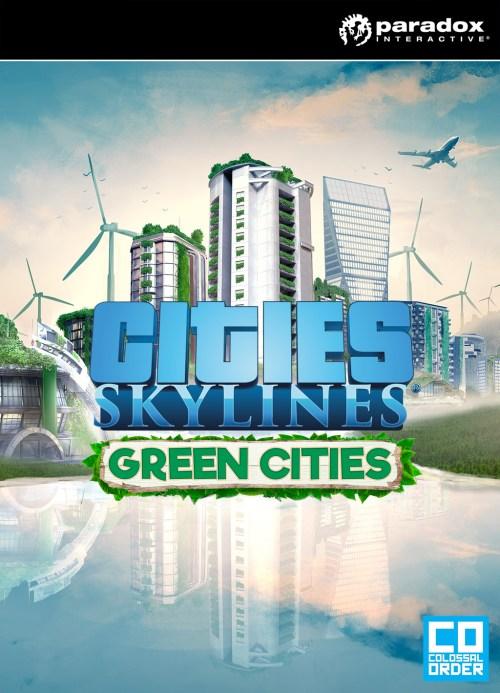 Cities: Skylines - Green Cities (PC/MAC/LX) DIGITAL