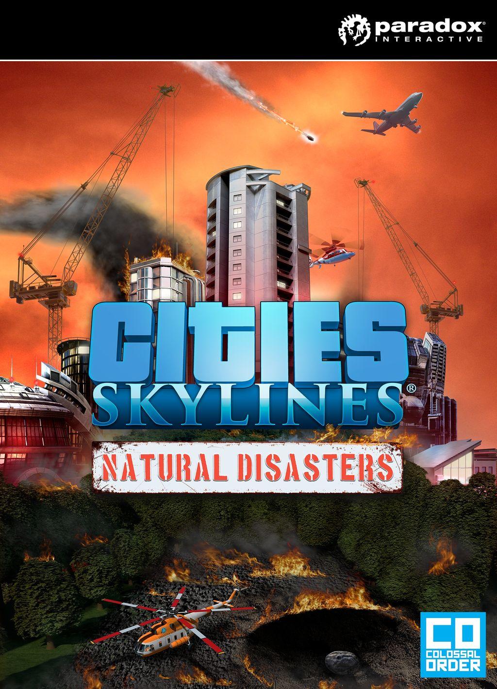 Cities: Skylines - Natural Disasters (PC/MAC/LX) DIGITAL