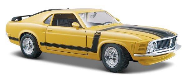 MI 31943 Ford Mustang Boss 302 1970 1/24