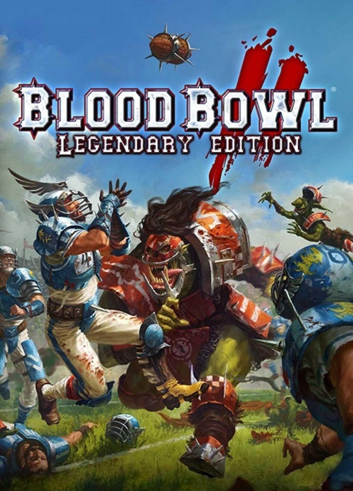 Blood Bowl II - Legendary Edition (PC) Klucz Steam