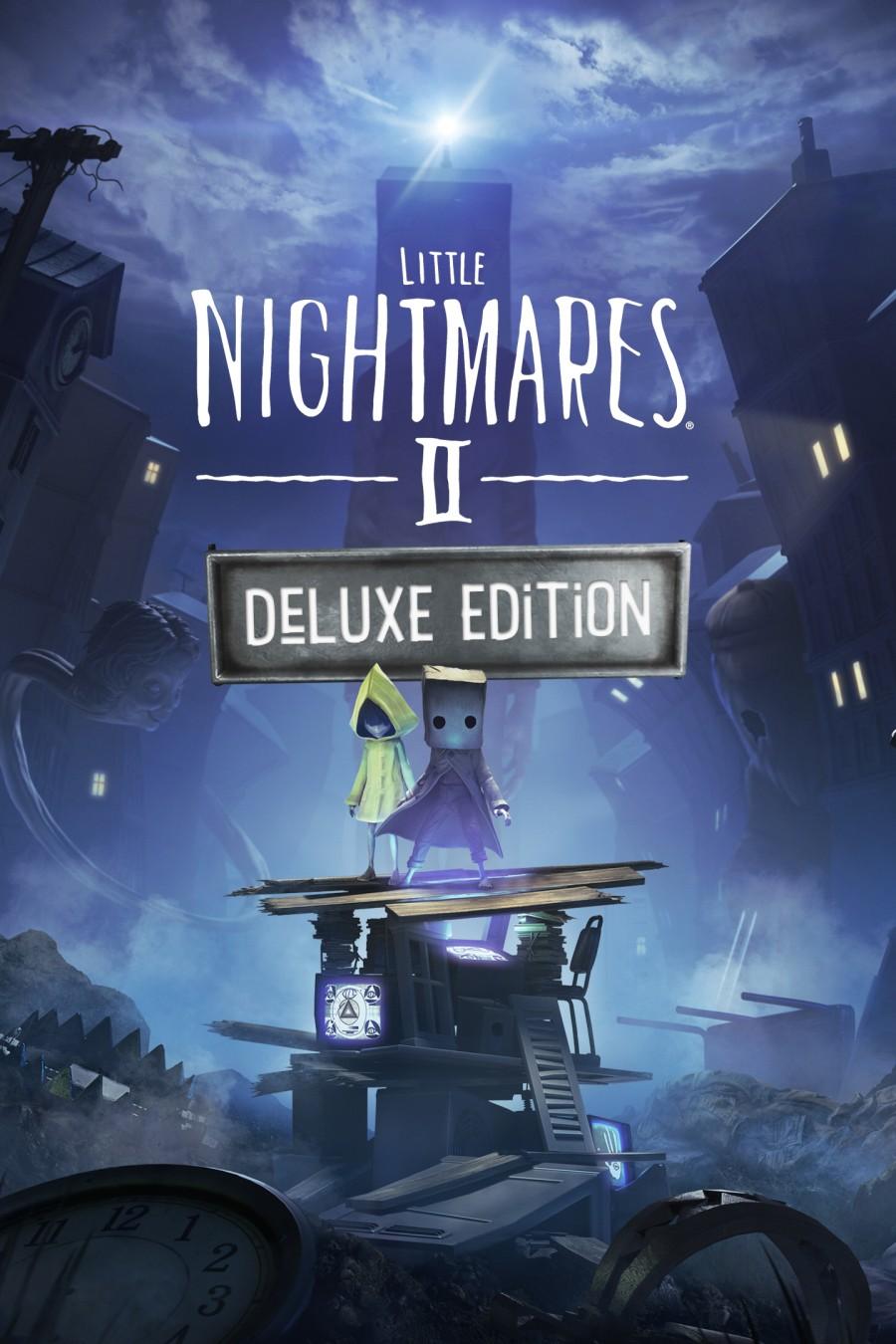 Little Nightmares II Deluxe Edition Steam