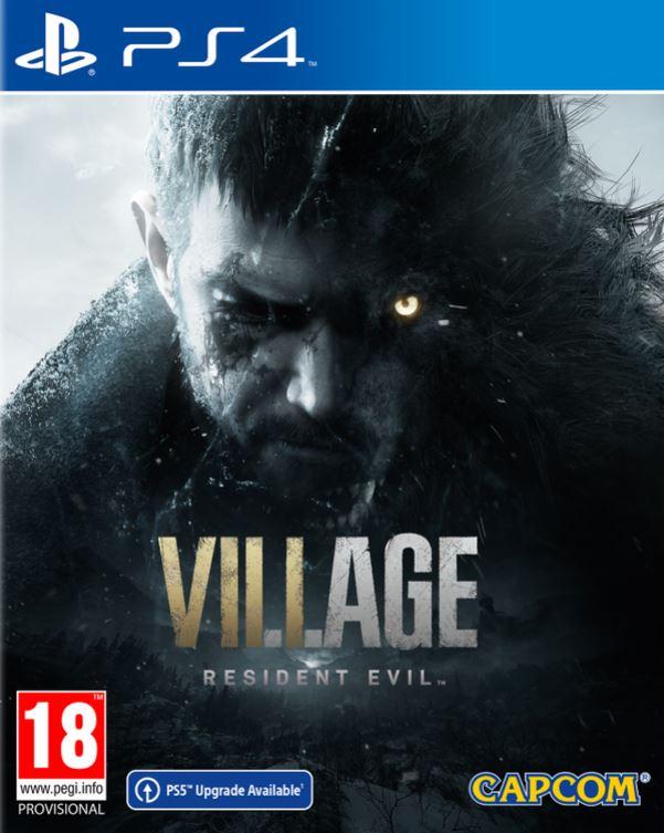 Resident Evil Village (PS4) + DLC + Steelbook + Bonus