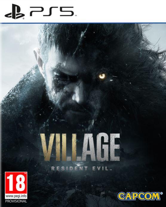 Resident Evil Village (PS5) + DLC + Bonus