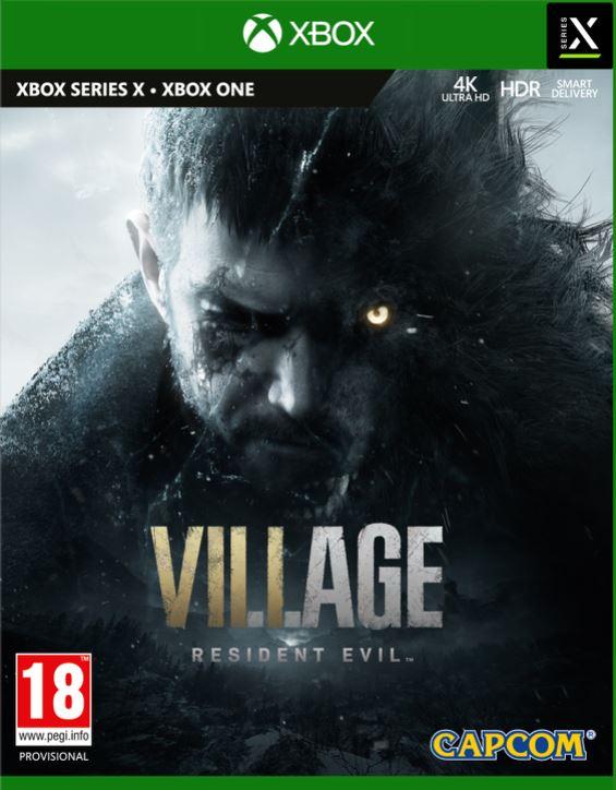 Resident Evil Village (XOne / XSX) + Steelbook