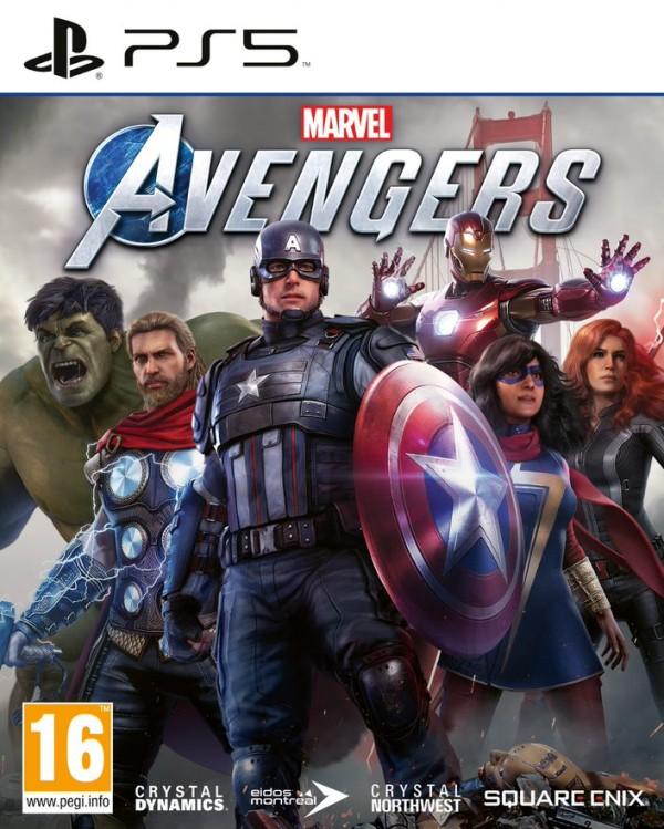 Marvel's Avengers (PS5) + Bonus