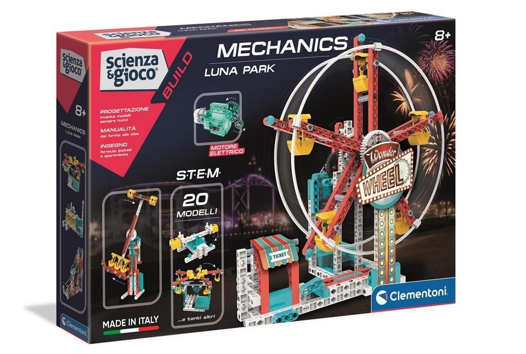 Laboratorium Mechaniki - Lunapark