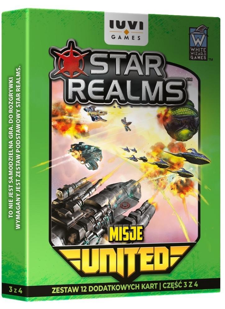 Star Realms: United Misje IUVI Games
