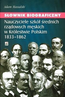 Sł. Biograficzny nauczyciele szkół średnich...