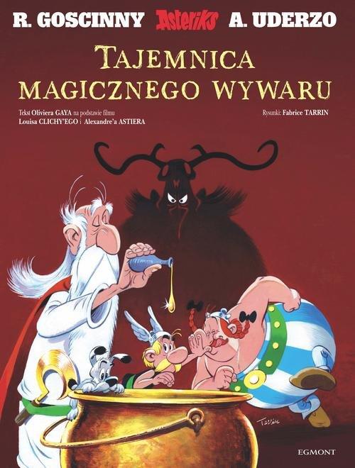 Asteriks. Tajemnica magicznego wywaru