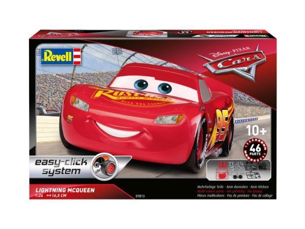PROMO Revell 07813 Samochód EasyClick Zygzag Mc Queen 1:25