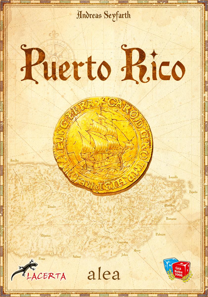 Puerto Rico (3 edycja) (gra planszowa)