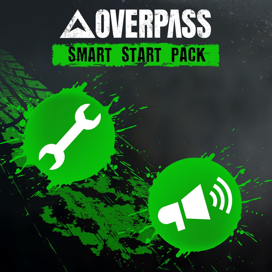 Overpass Smart Start Pack (PC) Klucz Steam