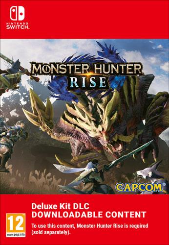 Monster Hunter Rise: Deluxe Kit (Switch)