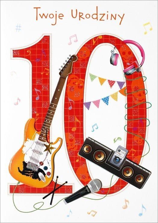 Karnet B6 Twoje urodziny HM-200-1000