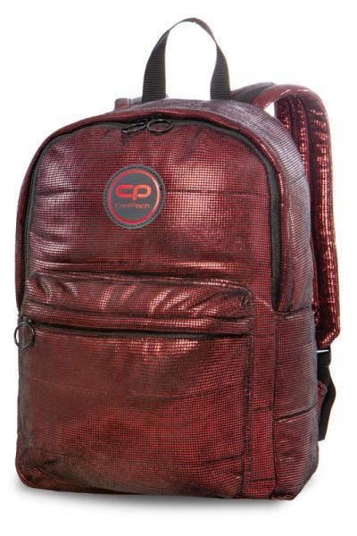 PROMO Plecak młodzieżowy Ruby Vintage CoolPack BURGUND GLAM