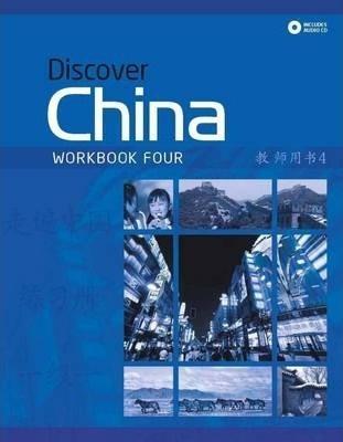 Discover China 4 WB + CD