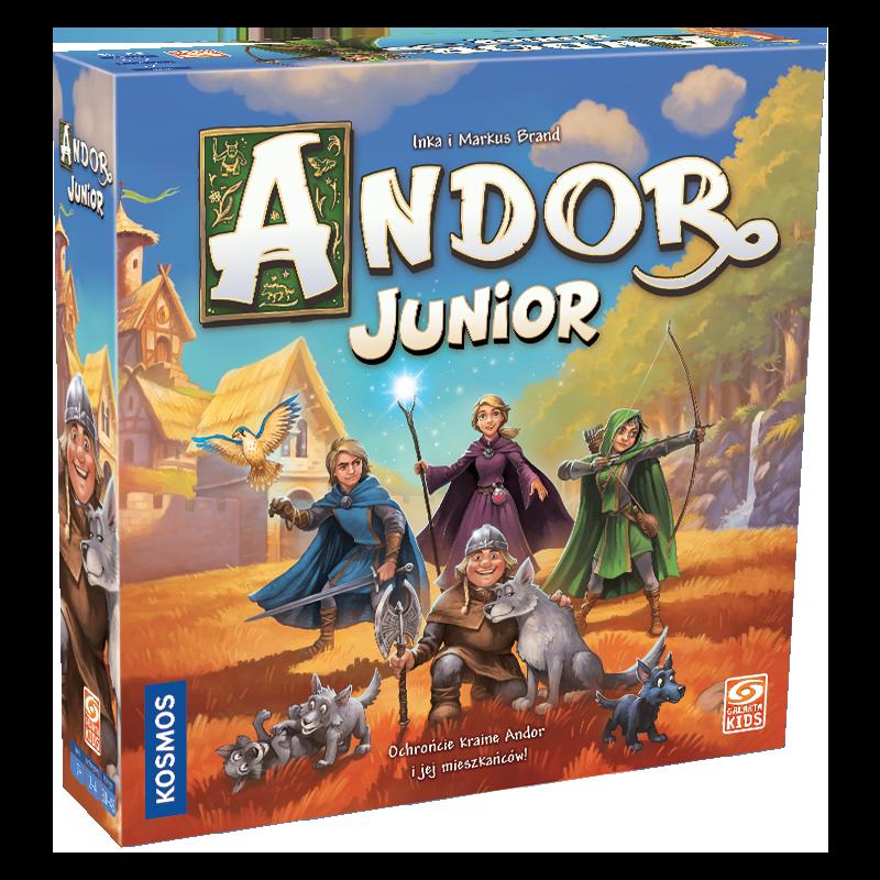 Andor Junior (gra planszowa)