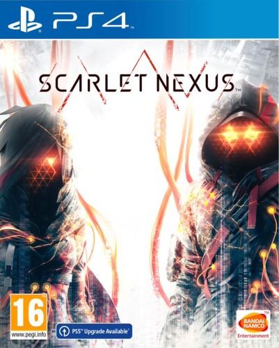 Scarlet Nexus (PS4) + Bonus!