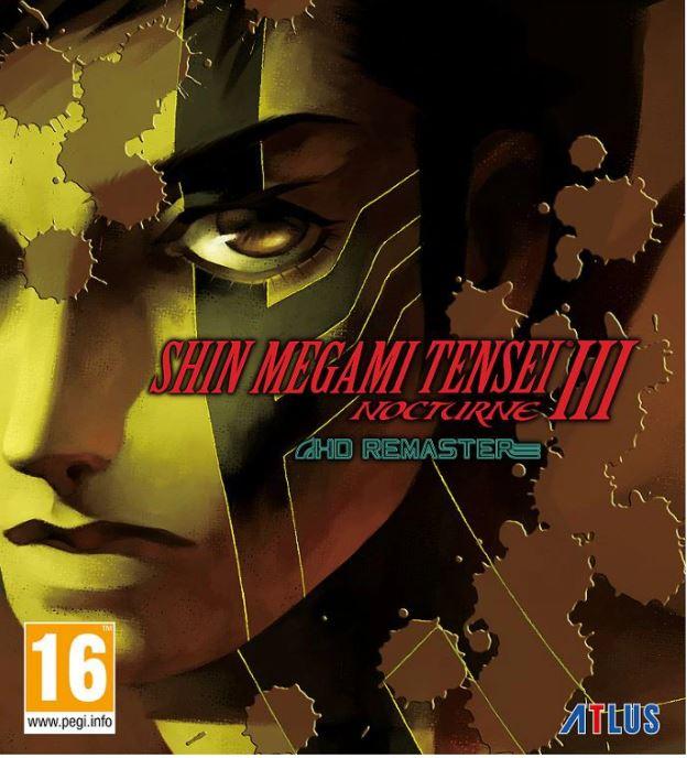 Shin Megami Tensei III Nocturne HD Remaster (PC) Steam