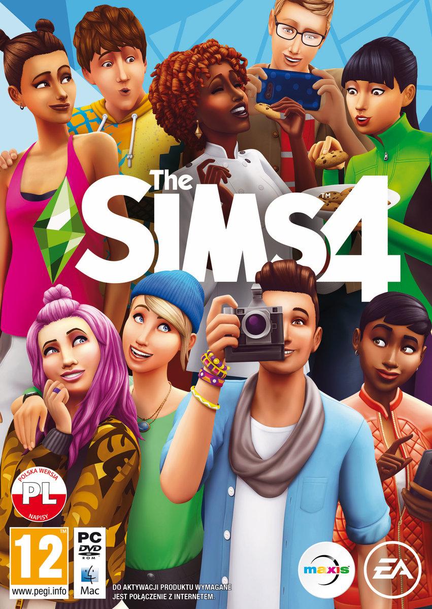 The Sims 4 (PC) PL Klucz Origin