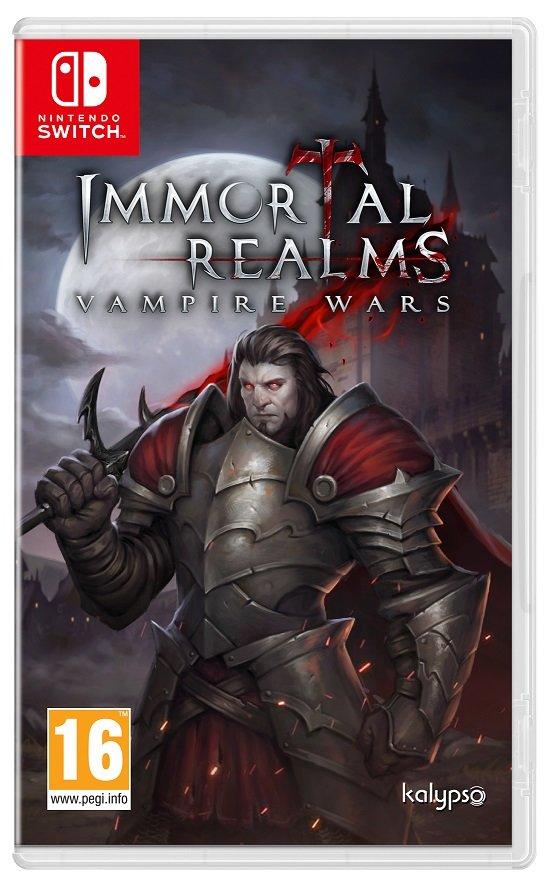 Immortal Realms: Vampire Wars (Switch) (EU) wersja cyfrowa